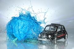 Car wash Extreme (Wim van Bezouw) Tags: car wash carwash sony ilce7m2 highspeed