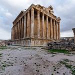 Bachus Temple Baalbek, Lebanon thumbnail