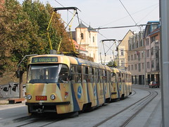 IMG_3751 (-A l e x-) Tags: bratislava slovakei tram strassenbahn tramway slovakia 2006 öpnv reise verkehr öffis