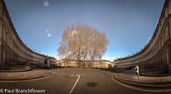 The Circus, Bath, England (pjbranchflower) Tags: bath world heritage circus panorama nikon 1635 d750