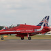 EGLF - BAe Systems Hawk T1 - Royal Air Force - XX244