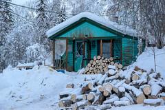 _ROS5075-Edit.jpg (Roshine Photography) Tags: winter snowbuildingsandstructures architecture environmental yukonquest dawsoncity yukonterritory snow yukon canada ca