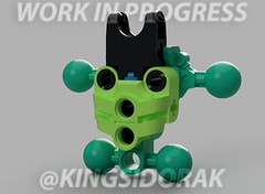 Preview of some new things to come. NEW: Small Matoran Sized Inika Body (3L tall by 7L W), Matoran Movie Themed Armor, Small Matoran Hip (3L Tall by 5L Wide) Commissions are open, check my gallery for more information #KINGSIDORAK #Custom #BIONICLE #Lego (KINGSIDORAK) Tags: preview some new things come small matoran sized inika body 3l tall by 7l w movie themed armor hip 5l wide commissions open check gallery for more information kingsidorak custom bionicle lego technic makuta herofactory toa 3dprinting 3dbionicle bionicle3dmodels