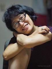 """_5003566 (Concert Photography and more) Tags: japan 2018 lenstest nikon """"nikkor sc 85mm f15"""" lens oldlens vintagelens liveactionhero posing model test indoorshot people portrait portraitphoto"""
