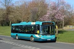 Arriva Midlands - YN08HZY, 3511 (M.R.P Photography) Tags: arriva arrivamidlands deutschebahn scania scaniak230ub scaniaomnilink yn08hzy 3511 3811