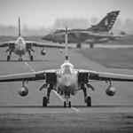 RAF Tornado GR4 FINale trio thumbnail