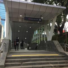IMG_7763 (Billy Gabriel) Tags: mrt mrtstation jakarta subway metro indonesia trial rail underground