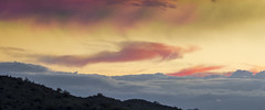 Up in the Clouds (Ed Cheremet) Tags: arizona buckeye buckeyeaz canon60d edcheremet goodyearaz hdr sonorandesert arizonasunset buckeyearizona cactus desert desertsunset fineartamerica heaven mountains panorama phoenix sky sunset