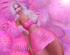 Barbie (RoxxyPink) Tags: roxxypink roxxy pink fashionuschies fashion uschies fashionblog blog blogger blogging blogspot secondlifeblog secondlifeblogger secondlife second life sl 2ndlife avatar ava avi style styling mesh meshhead head genus meshbody body sking katena sexy doll dolly barbie shape plasticdolls dolls plastic arte makeup lefort revoul skinfair2019 skinfair fair event bento queenz shopping meshclothes clothes clothing vobe meshhair hair stealthic blond blonde