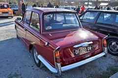 Triumph Vitesse Overdrive 1967 (benoits15) Tags: triumph vitesse overdrive uk british car red nimes auto retro