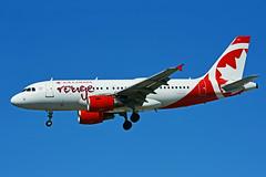C-GITR (Air Canada - rouge) (Steelhead 2010) Tags: aircanada rouge airbus a319 a319100 yyz creg cgitr