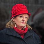 De dame met de rode hoed thumbnail