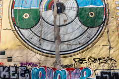 Gruenspan II (Rasande Tyskar) Tags: 60s popart pop art gruenspan club music musik facade wand wandmalerei mural 1969 streetart hamburg stpauli retro