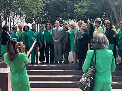Links Day at the Capitol, April 2019