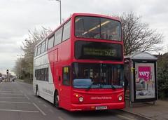National Express West Midlands Dennis Trident 2/Alexander ALX400 4323 (BX02 ATK) (Liam1419) Tags: bx02atk 4323 alexanderalx400 dennistrident2 nationalexpresswestmidlands