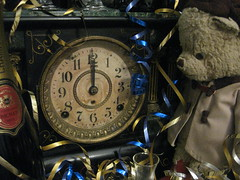 Paddington Celebrates New Year's Eve 2018 (raaen99) Tags: newyear 2018 2019 happynewyear newyearseve celebration celebratory champagne polroger polrogerchampagne polrogerestate frenchchampagne bichatchampagne bichat french bubbles alcohol alcoholicbeverage flutes glasses champagneglasses champagneflutes crystal crystalglasses clock mantleclock seththomas seththomasclock seththomasmantleclock victorian 1867 1860s 19thcentury nineteenthcentury antique antiqueclock christmascurlingribbon curlingribbon ribbon ribbons metallic metallicribbon coil streamer streamers shiny bright decoration gold silver blue seasonsgreetings festivity paddington paddingtonbear paddybear paddy teddy teddybear bear softtoy vintage vintageteddy vintageteddybear vintagetoy handmade softie plush cute cuddly soft
