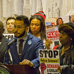 City of Chicago Aldermanic Candidates Press Conference to Support Civilian Police Accountability Council Chicago Illinois 1-9-19 5567 thumbnail