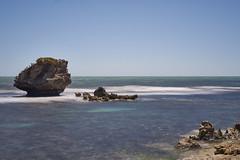 Mushroom Rock (Stueyman) Tags: sony a7 a7ii wa westernaustralia au australia capeperon rockingham perth sea sky beach indianocean ocean water zeiss batis batis225 25mm