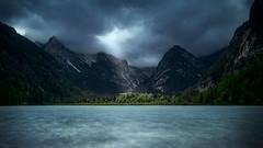 Lago di Landro (Gilles Bourdreux Photography) Tags: sky soleil landscape lumières lights paysage lac lake landro mountain montagne dolomites d610 dream nikon nuages nature forêt italie adige travel ngc