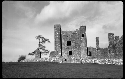 Bective Abbey 6x9