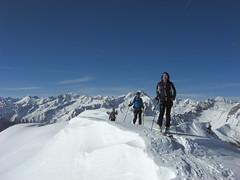 Am Gipfelkamm (Globo Alpin) Tags: ahrntal winter skitouren weisenbach 2019