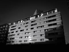 waves bw (Elisabeth patchwork) Tags: wien vienna austria architecture city facade