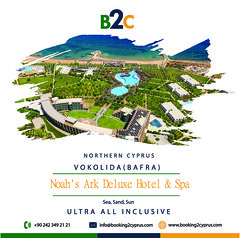 Print (Booking2Cyprus) Tags: noahsark deluxe luxury bafra hotels holidays
