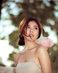 IMG_9558 (Bi Bu) Tags: asian girl beauty outdoor portrait 6d 85