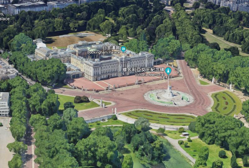 白金漢宮Buckingham Palace-44