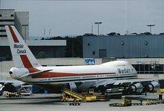 Wardair Canada Boeing 747-211B C-GXRD (c/n 21517) (Manfred Saitz) Tags: frankfurt fra eddf wardair canada boeing 747200 742 b742 cgxrd creg