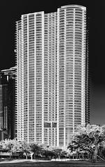 900 Biscayne Bay, 900 Biscayne Boulevard, Miami, Florida, USA / Built: 2008 / Floors: 63 / Height: 650 ft (198 m) / Architect: Revuelta Vega Leon / Structural Engineer: DeSimone Consulting Engineers (Photographer South Florida) Tags: miami florida usa miamibeach miamigardens northmiamibeach northmiami miamishores cityscape city urban downtown density skyline skyscraper building highrise architecture centralbusinessdistrict miamidadecounty southflorida biscaynebay cosmopolitan metropolis metropolitan metro commercialproperty sunshinestate realestate tallbuilding midtownmiami commercialdistrict commercialoffice wynwoodedgewater residentialcondominium dodgeisland brickellkey southbeach portmiami sobe brickellfinancialdistrict keybiscayne artdeco museumpark brickell historicalsite miamiriver brickellavenuebridge midtown sunnyislesbeach moonovermiami mimo venetiancauseway 900biscaynebay 900biscayneboulevard built2008 floors63 height650ft198m architectrevueltavegaleon desimoneconsultingengineers