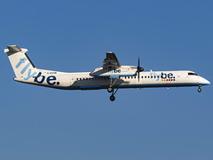 Flybe | Bombardier DHC-8-402Q Dash 8 | G-ECOB (MTV Aviation Photography) Tags: flybe bombardier dhc8402q dash 8 gecob bombardierdhc8402qdash8 londonheathrow heathrow lhr egll canon canon7d canon7dmkii