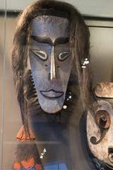 New Guinea hair mask (quinet) Tags: 2017 amsterdam antik netherlands tropenmuseum ancien antique museum musée