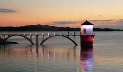 CHAU VERANO (su-sa-ni-ta) Tags: paisaje reflejos otoño cordoba argentina susanita lago usina agua 21demarzo equinocio colores atardecer sunset colors dike water