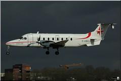 Beech 1900D, Chalair Aviation, F-HBCA (OlivierBo35) Tags: rennes rns lfrn spotting spotter beech1900d beech chalair aviation