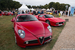 Chantilly Arts & Elegance 2016 - Alfa Romeo 8C Competizione (Deux-Chevrons.com) Tags: alfaromeo8ccompetizione alfa romeo 8c competizione alfaromeo 8ccompetizione car coche voiture auto automobile automotive france chantilly chantillyartselegance chantillyartelegance supercar sportcar gt exotic exotics