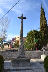 Creu de terme a Vimbodí (esta_ahi) Tags: vimbodíipoblet creu cruz cross creudeterme vimbodí concadebarberà tarragona spain españa испания