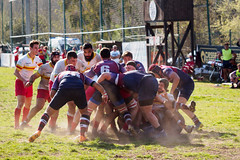 Capitolina vs Pesaro Rugby 24-21 (max832) Tags: olympus em10iii omd roma micro43 mft officinefotografiche città city 60mm28macro sport rugby action 2019 flaminio of