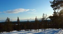 Ylläs Scenic road_2019_04_09_0051 (FarmerJohnn) Tags: lappi lapland suomi finland äkäslompolo ylläsjärvi pohjoinen north arctic arktinen kevät spring huhtikuu april hiihto skiing crosscountryskiing maisema view scenic näköala loma holiday holidayresort tunturi mountain fell aurinkoinen sunny 2019 canon canoneos5dmarkiii canonef1635l28iiusmjuhani anttonen