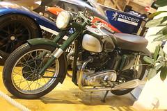 Moto Norton (CHRISTOPHE CHAMPAGNE) Tags: 2019 france bretagne ille vilaine manoir automobile musee loheac motocyclette moto norton