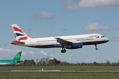 G-EUYF Airbus A320-232 British Airways (corkspotter / Paul Daly) Tags: geuyf airbus a320232 a320 4185 l2j ashj 40615b baw ba british airways 2010 fwwic 20100128 dub eidw dublin