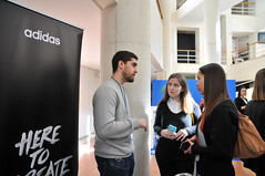 16th IBS Career Forum 2019 - Finance, Accounting, Consulting, HR_0137 (ISCTE - Instituto Universitário de Lisboa) Tags: fotografiadehugoalexandrecruz 16thibscareerforum ibscareerforum2019 carrerforum ibs iscteiul 2019 20190206 finance accounting consulting humanresources reitoradoiscteiul