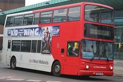 National Express West Midlands Dennis Trident 2/Alexander ALX400 4354 (BX02 AVK) (Wolverhampton) (john-s-91) Tags: nationalexpresswestmidlands dennistrident2 alexanderalx400 4354 bx02avk stourbridge wolverhamptonroute16 thekidwhowouldbeking