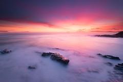 Buen fin de semana (jojesari) Tags: ar119 519 paxariñas portonovo sanxenxo pontevedra galicia ocaso sunset atardecer puestadesol jojesari suso