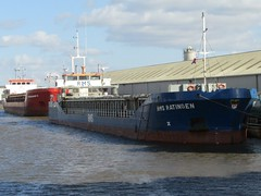 RMS Ratingen & Friendship S In Goole Docks East Yorkshire. (Gary Chatterton 6 million Views) Tags: rmsratingen friendships generalcargoships gooledocks ships cargovessels boat quayside cargo shipping water seagoing flickr explore canonpowershotsx430 photography