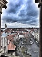 Is this the real world? (purem666) Tags: darkworld world rathaus braunschweig brunswick