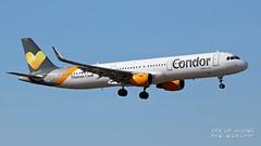 D-AIAC Condor Airbus A321-211(WL) (Nick Air Aviation Photography) Tags: img4001 daiaccondorairbusa321211wl charterflight planesspotting milanomalpensaairport