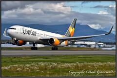 D-ABUS Condor (Bob Garrard) Tags: dabus condor anc panc boeing 767300 767