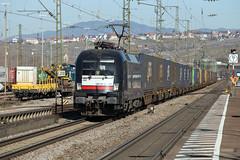 MRCE Dispolok 182 096 Weil am Rhein (daveymills37886) Tags: mrce dispolok 182 096 weil am rhein siemens es64u2 taurus crossrail benelux