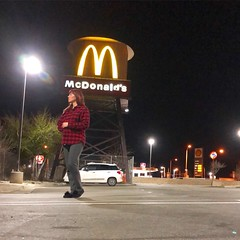 84/365 (boxbabe86) Tags: 10secondtimer iphone8plus timer acton mcdonalds monday march 365days